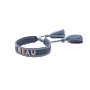 Whitney Woven Name Bracelet