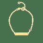 Mini Birthstone Bar Bracelet