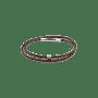 Men's Cube Double Bracelet