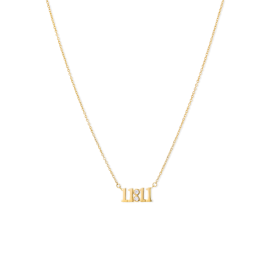 All The Luck Necklace
