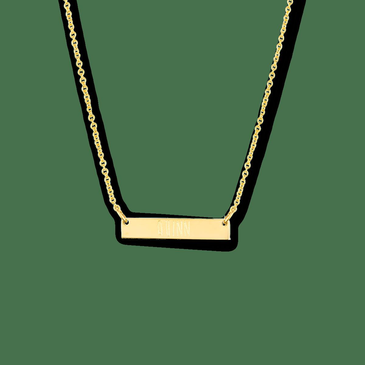 Mini Bar Necklace
