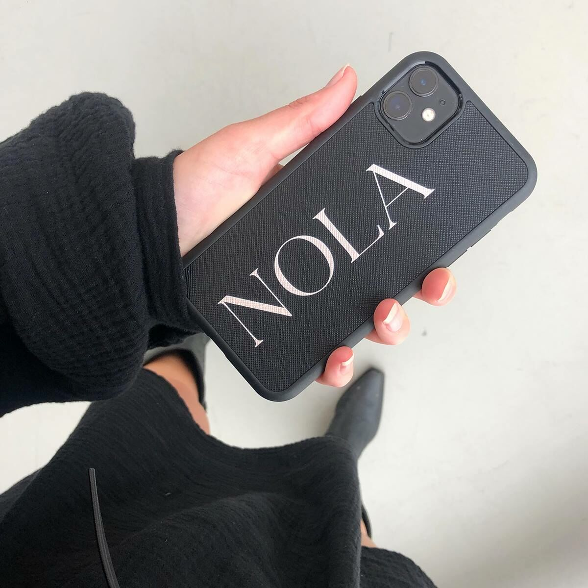 Maia Classic iPhone Case