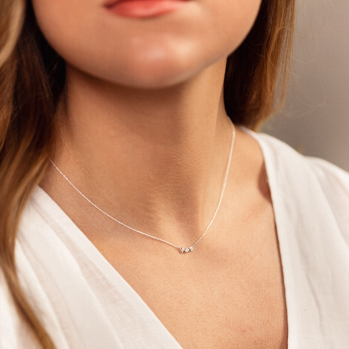 Perfectly Imperfect Necklace
