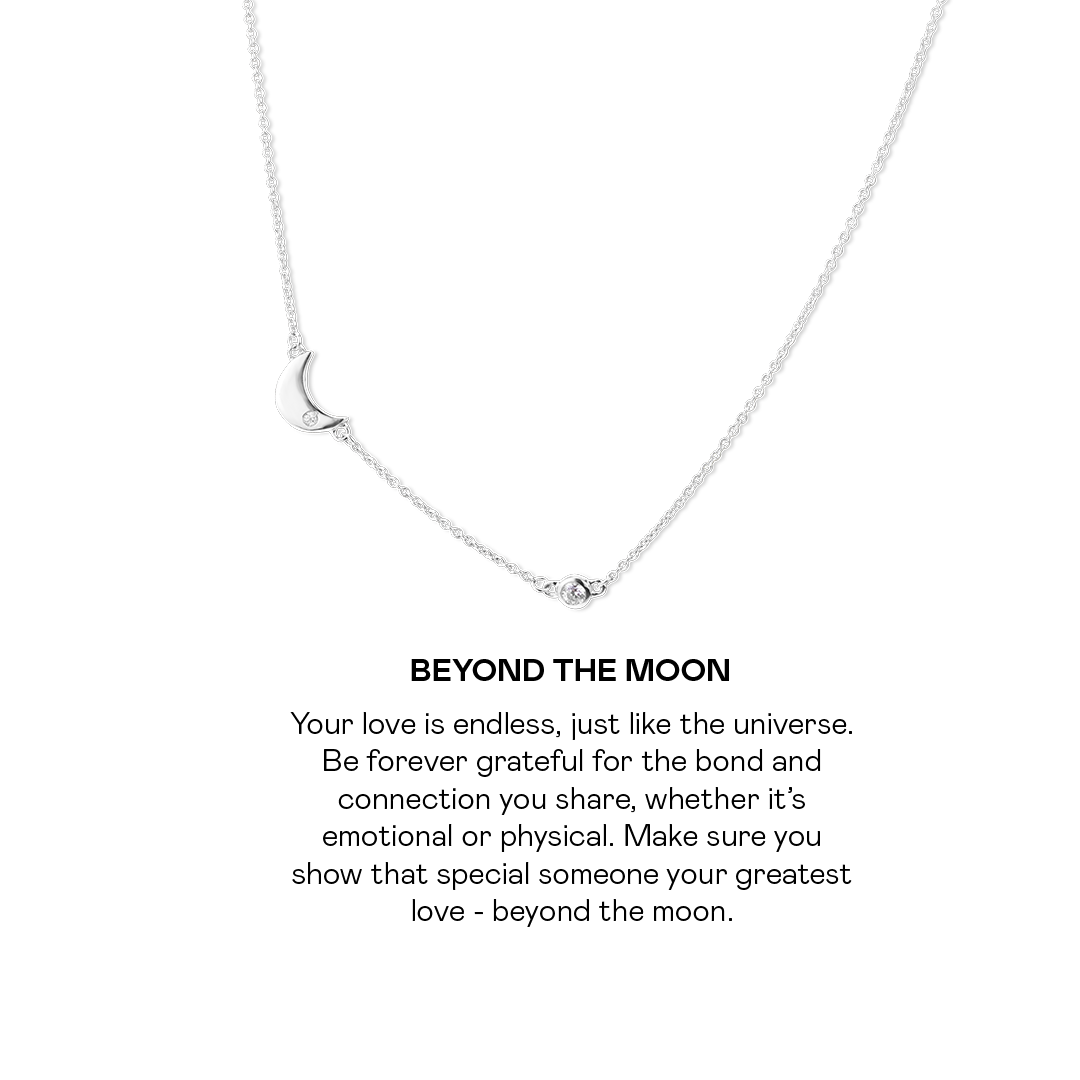 Beyond The Moon Necklace