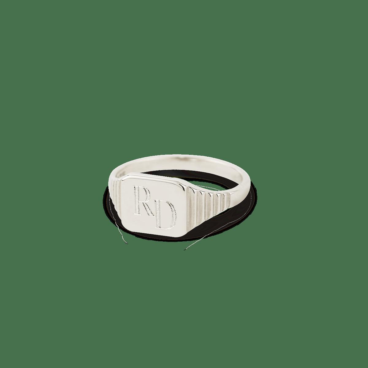 Chantal Pinky Ring Silver
