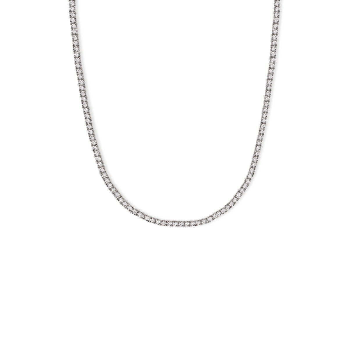 Tilly Tennis Necklace