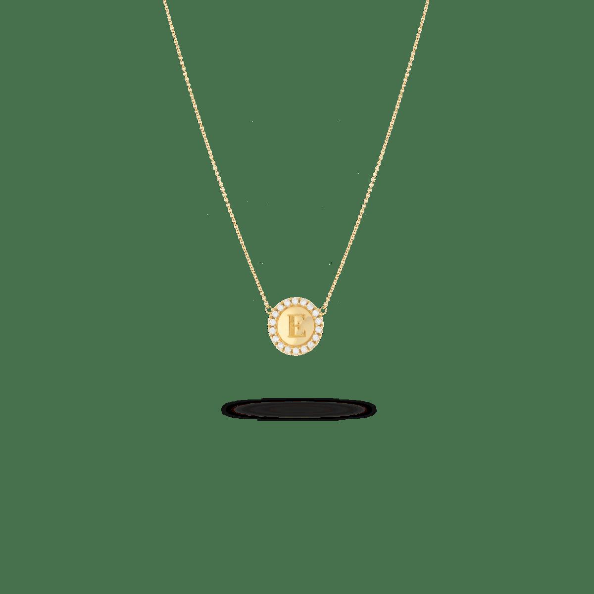 Sylvie Coin Necklace Goud