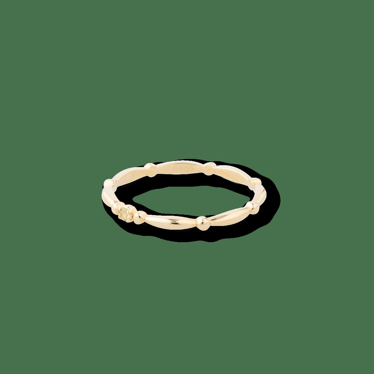 Royal Birthstone Ring