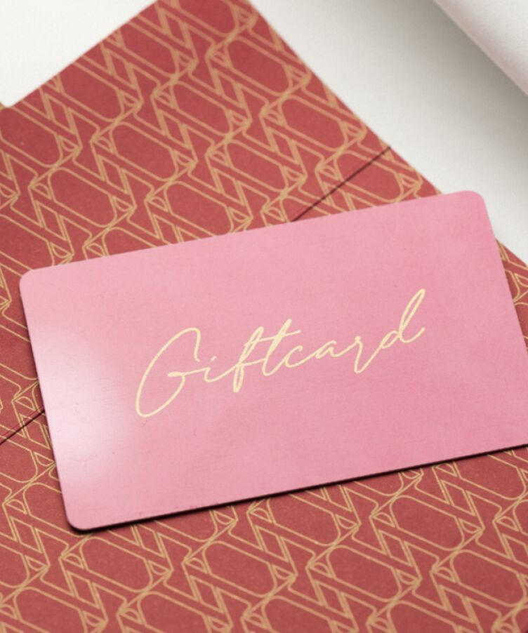 Giftcard €25.00-€500.00