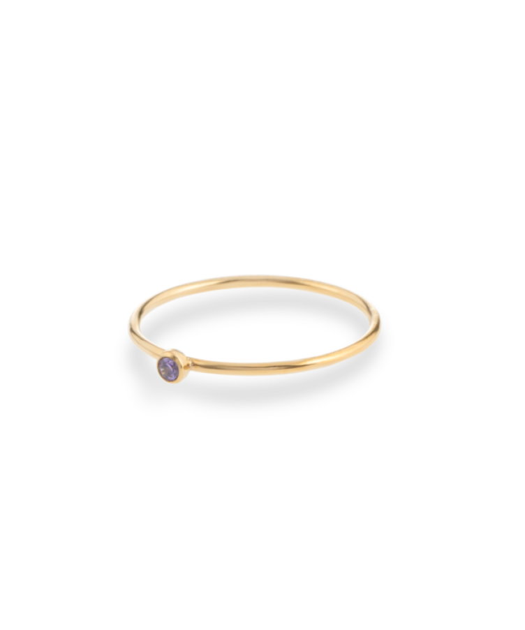Birthstone ring2-Yellow Gold-filled-19-December