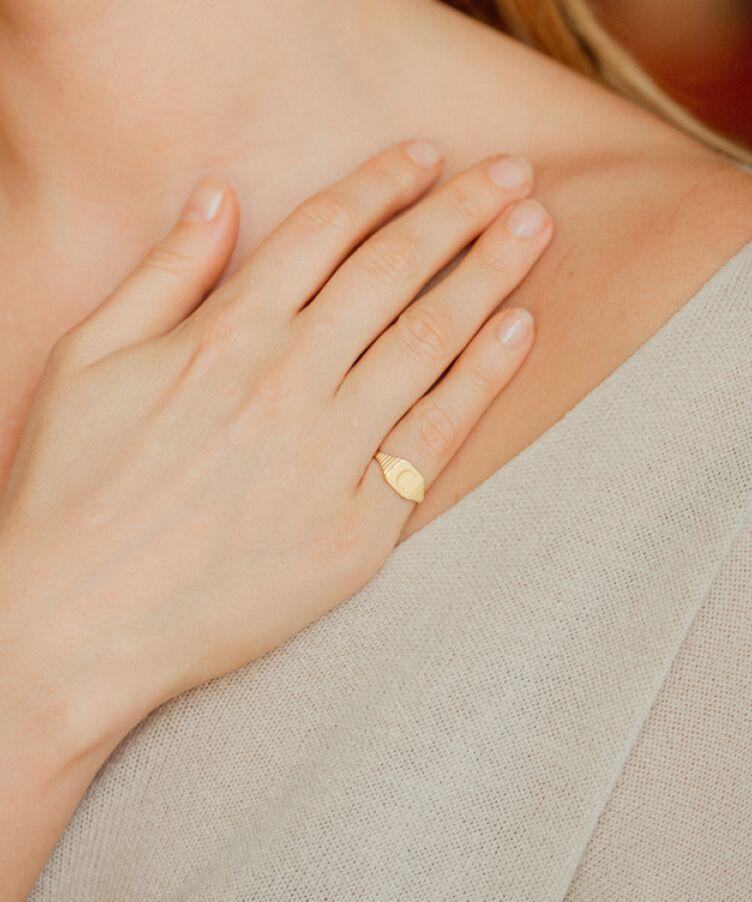 Chantal Pinky Ring