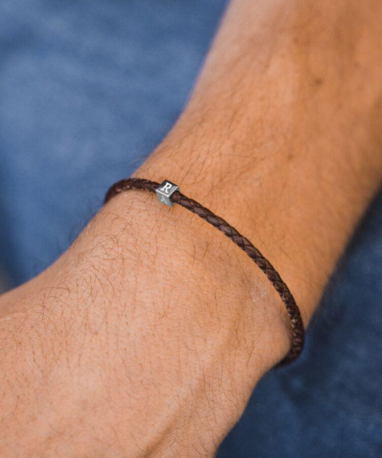 Men's Cube Bracelet