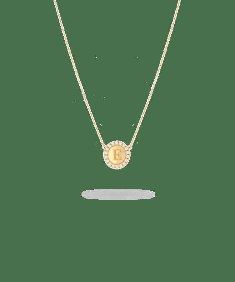 Sylvie Coin Necklace 39 - 41cm Gold