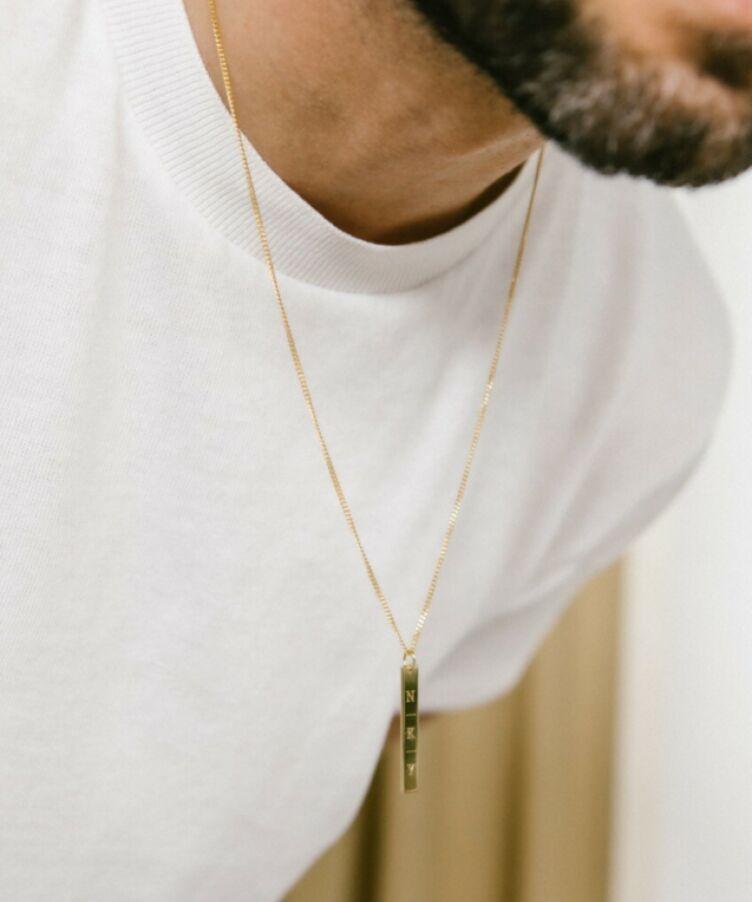 Benny Bar Signature Necklace